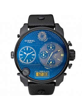 Diesel SBA Black Oversized Case Dial Men's Chronograph Watch