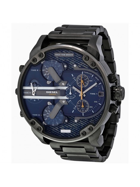 Diesel Men's DZ7331 Mr Daddy 2.0 Analog Display Chronograph Quartz Grey Watch