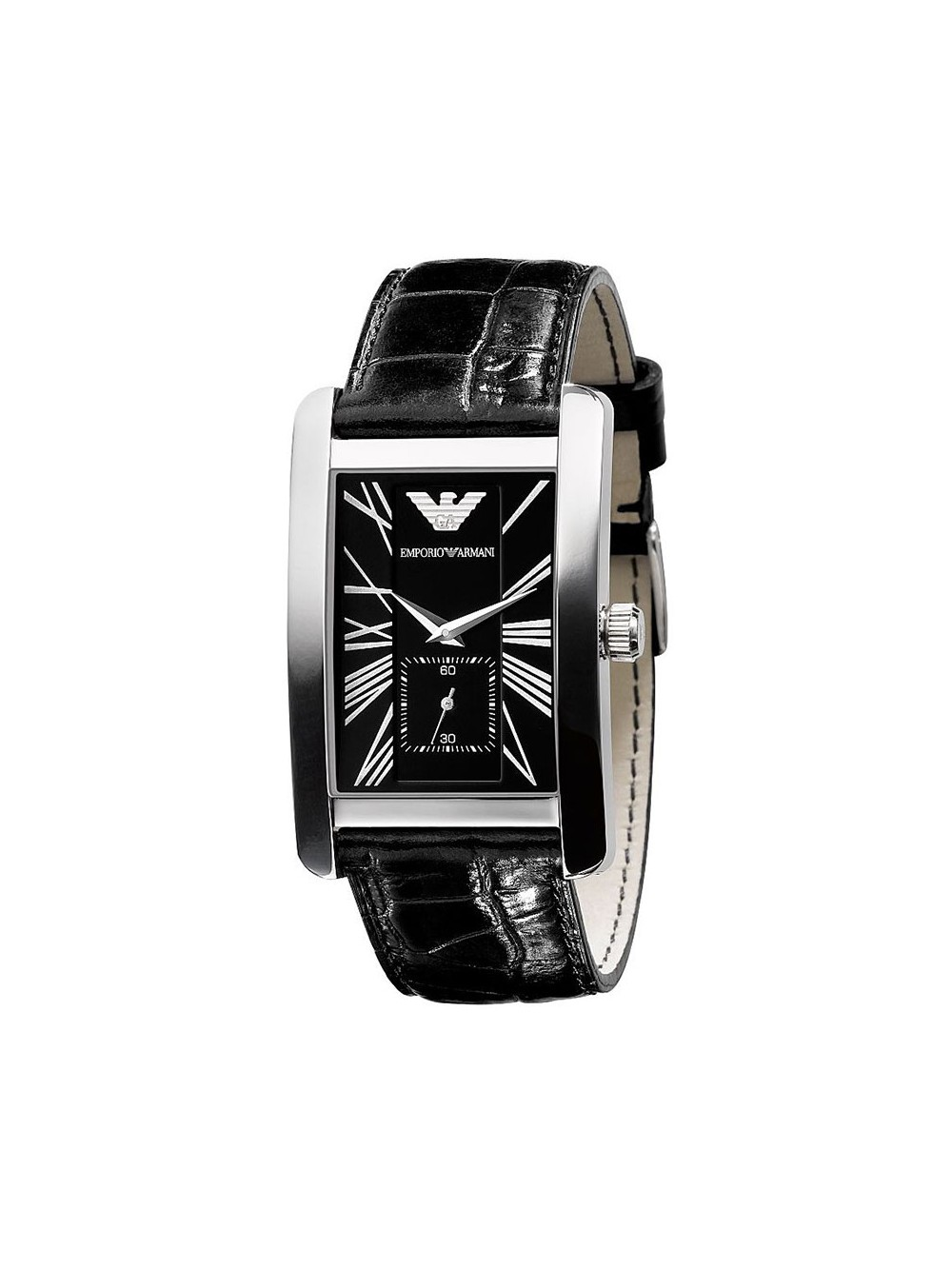 watches black strap gold gents gent leather rose image amp square watch s henry london heritage