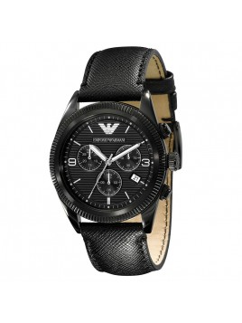 Emporio Armani Luxury Sport Collection Chronograph Black Dial Men's watch Model-AR5904