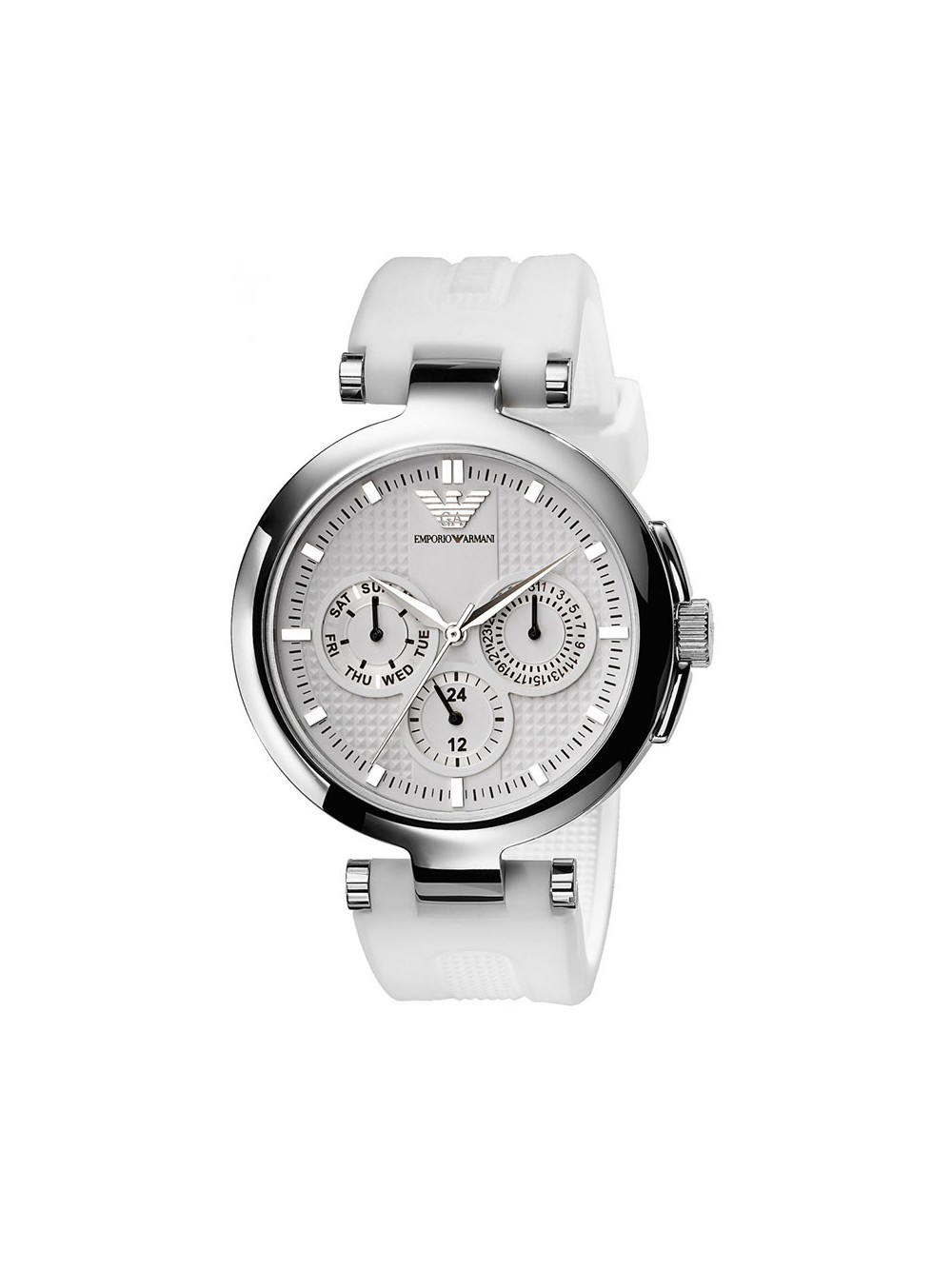 watches white gold rose image ladies urban spotty superdry watch womens women s
